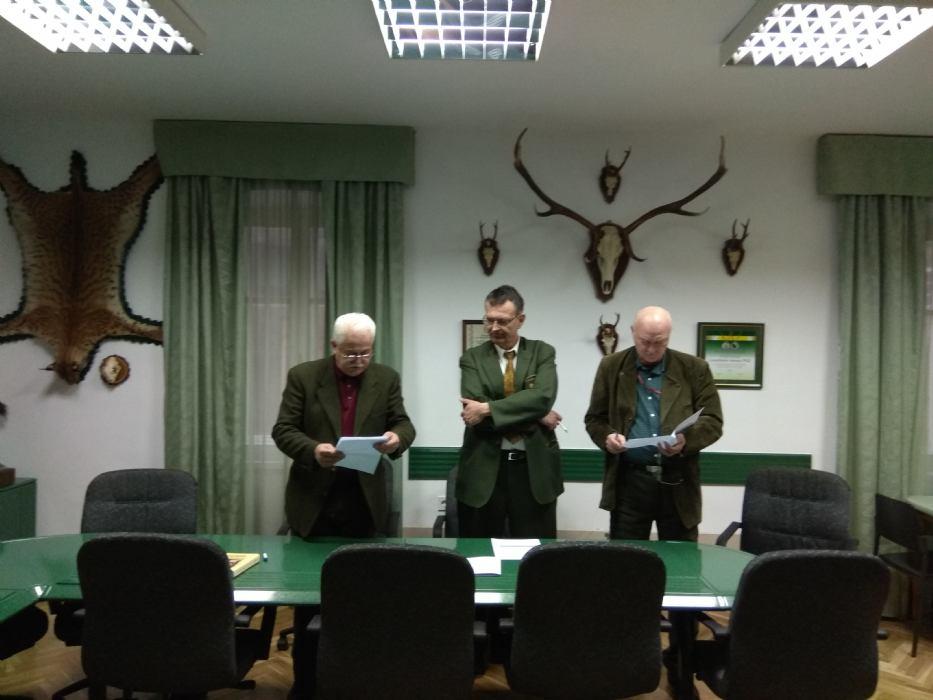 Završetak obrazovanja u lovnoj 2017/18. godini.