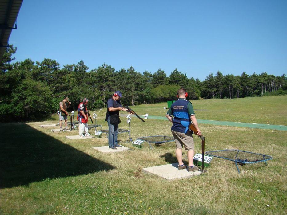 2. kolo županijskog natjecanja  lovnom streljaštvu
