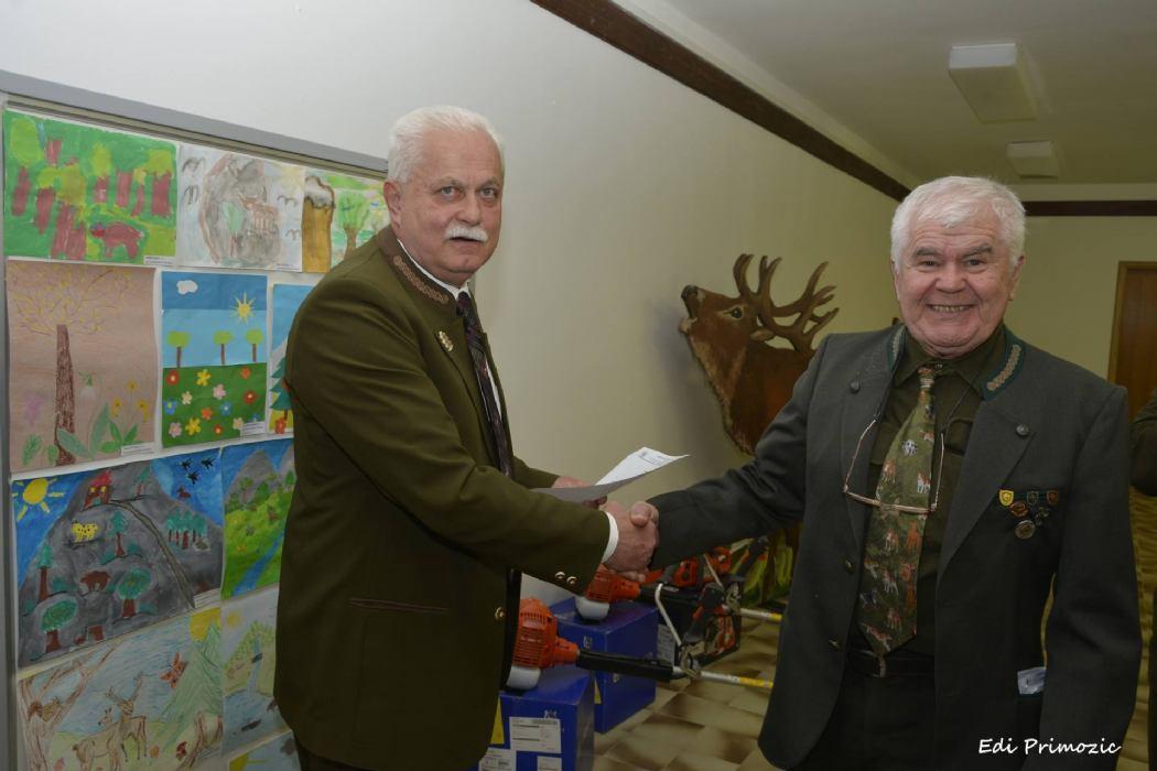 Redovna izvještajna Skupština Lovačkog saveza Primorsko-goranske županije