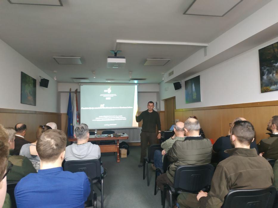 Predavanje o rezultatima istraživanja risa na području Gorskog kotara