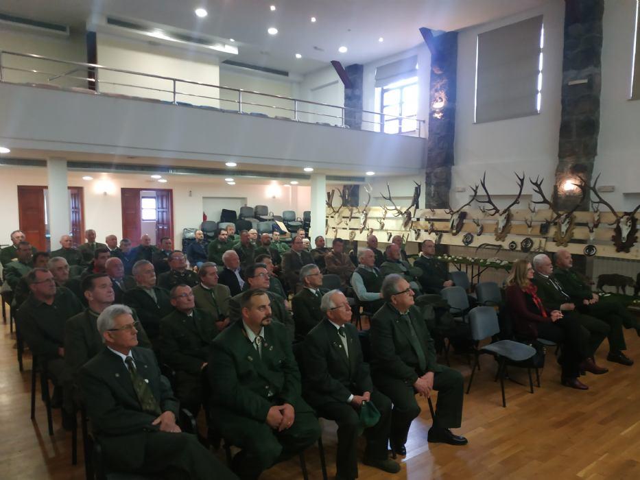 50 godina zajedništva lovaca  Ravna Gore i Skrada