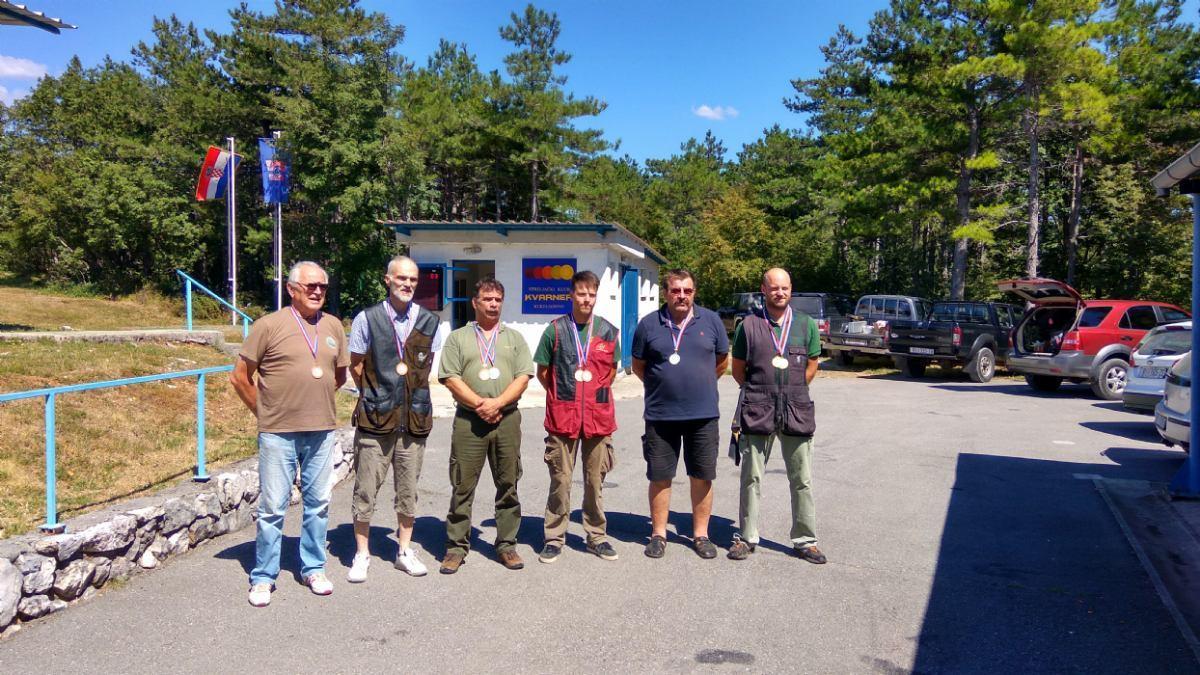 Županijsko natjecanje u lovnom streljaštvu