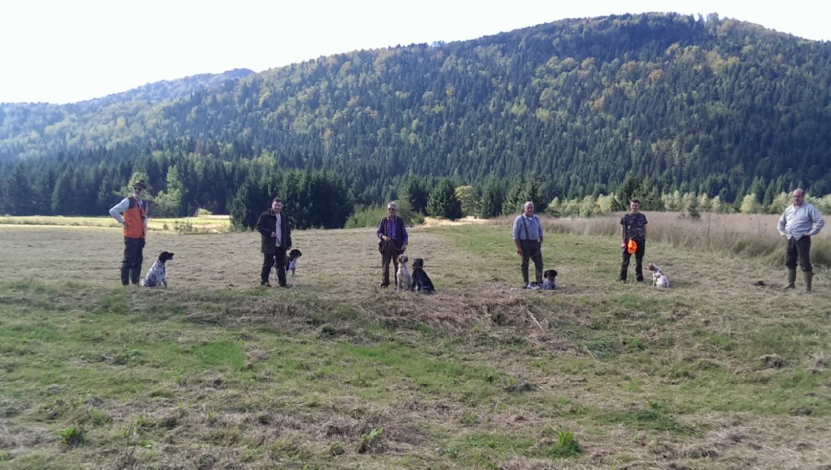 Plan kinoloških aktivnost Lovačkog saveza PGŽ-e