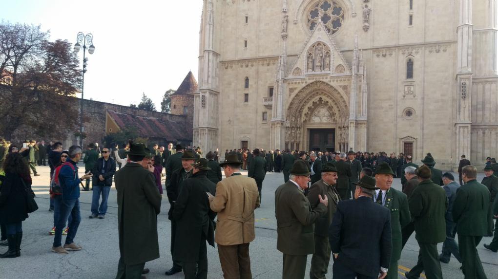 Proslava Sv. Huberta i obljetnica 90. godina Hrvatskog lovačkog saveza