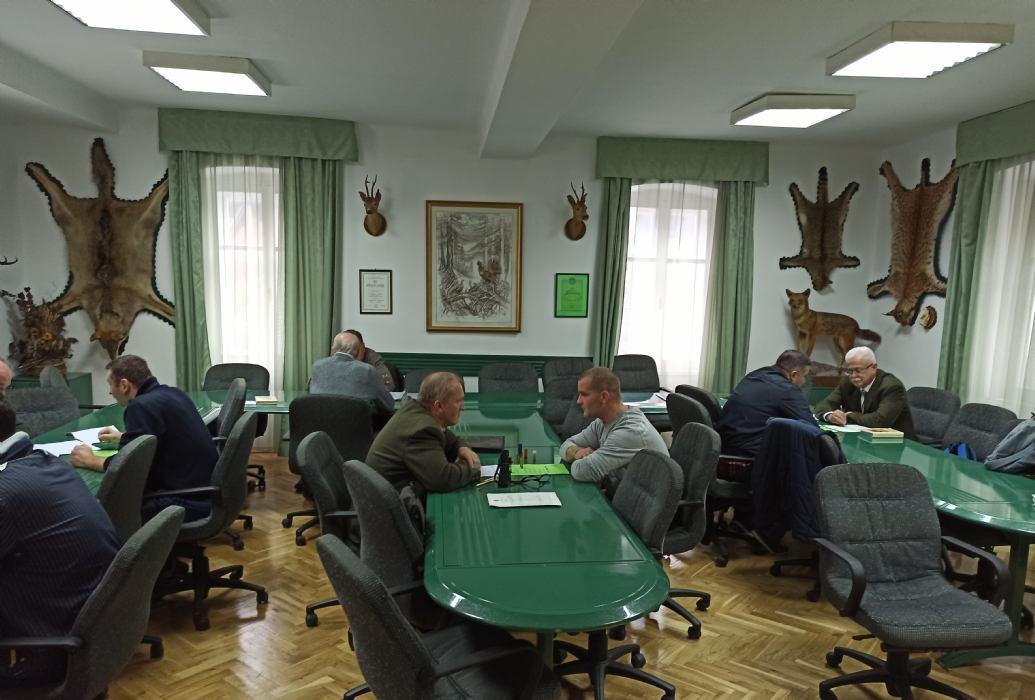 Završetak obrazovanja kadrova u lovstvu u 2019. godini