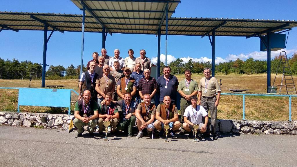 Kalendar natjecanja u lovnom streljaštvu Lovačkog saveza Primorsko-goranske županije za 2017. godinu