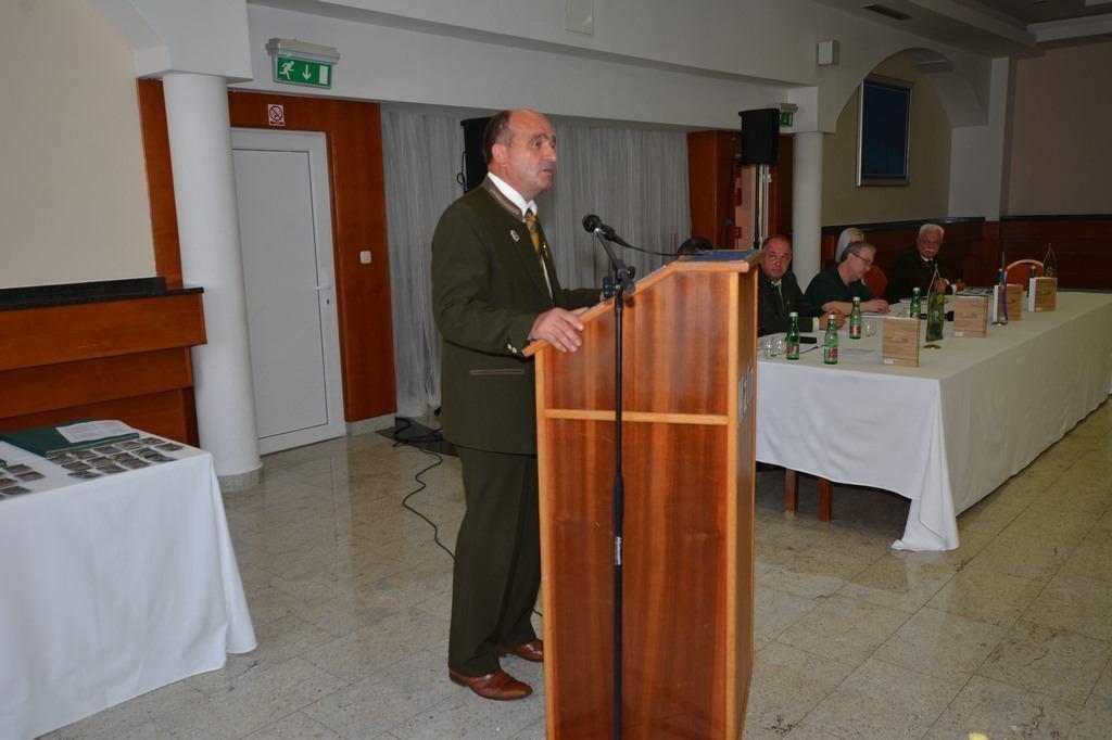 Dodjela lovačkih odlikovanja povodom 25. obljetnice Lovačkog saveza Primorsko-goranske županije