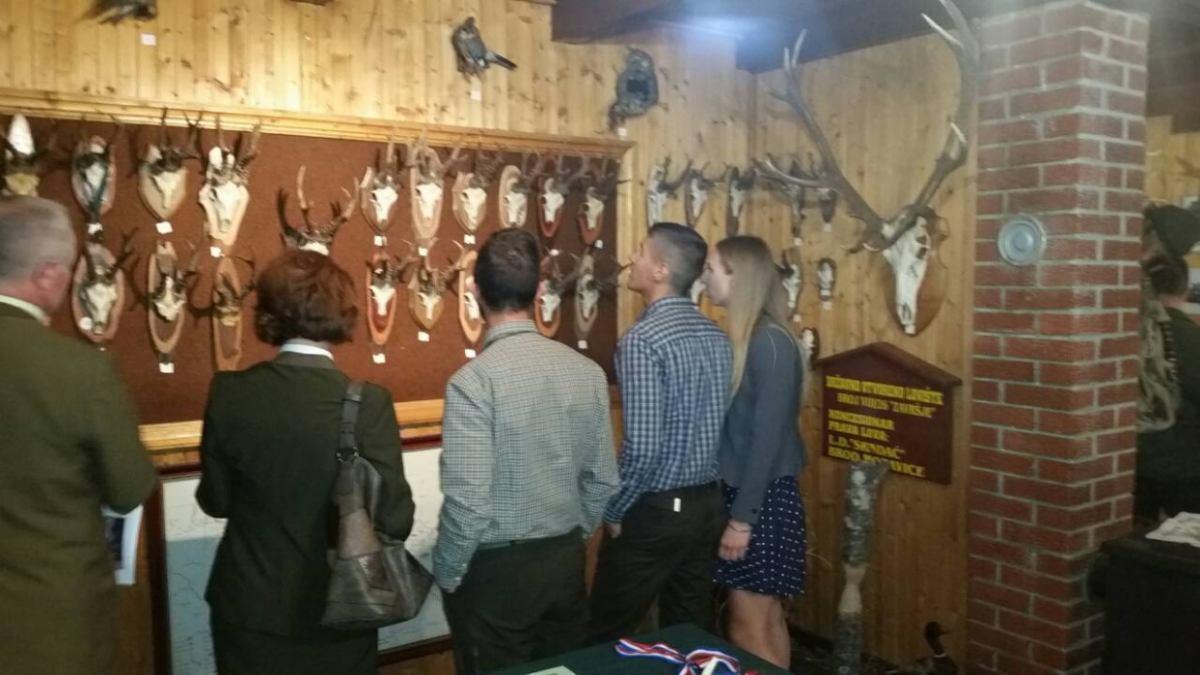 """Lovačko društvo """"Srndać"""" Brod Moravice proslavilo 70 godina postojanja"""