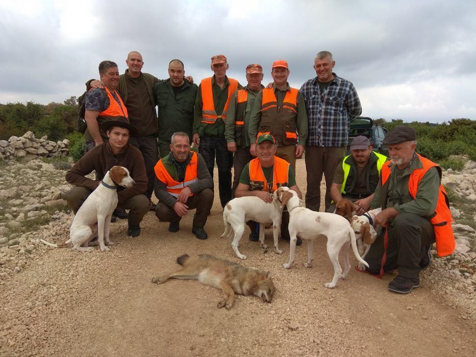 Nova mjera za intenziviranje lova na čagljeve na otoku Krku