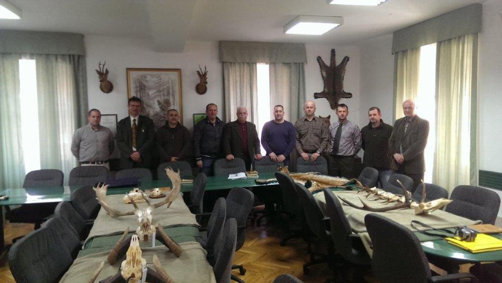 Završetak obrazovanja u lovnoj 2014/15. godini.
