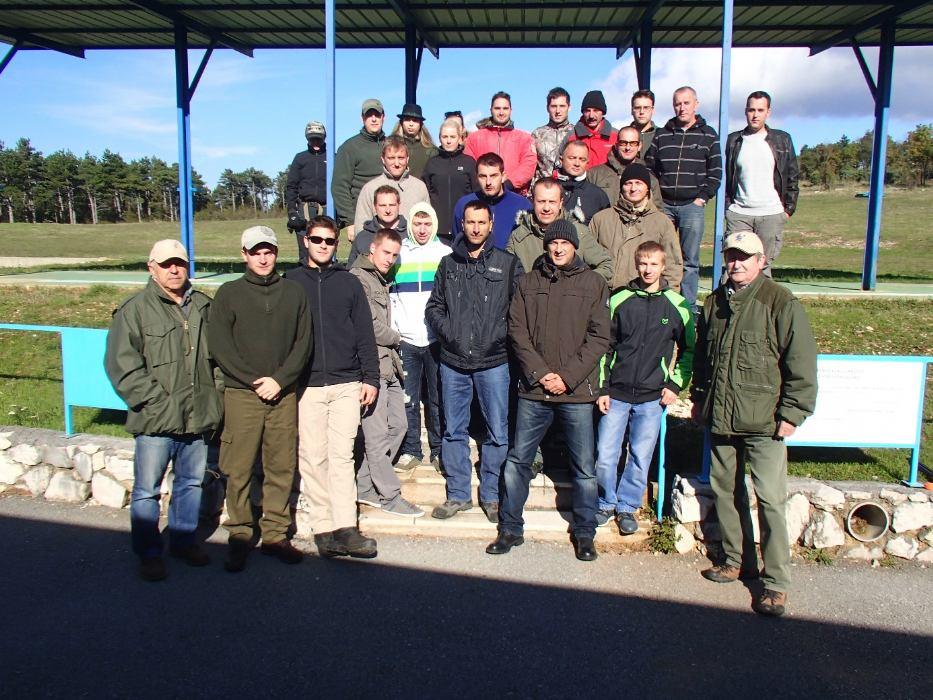 1. ispitni rok iz obrazovanja kadrova u lovstvu