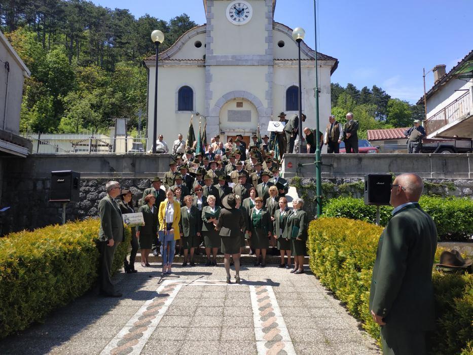 23. susret hrvatskih lovačkih rogista i pjevačkih zborova