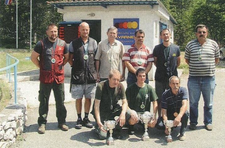 Prvenstvo Lovačkog saveza PGŽ u lovačkom trapu i lovačkom parkuru