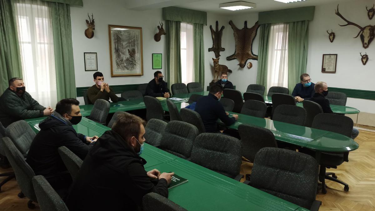 Završetak obrazovanja u lovnoj 2020/21. godini