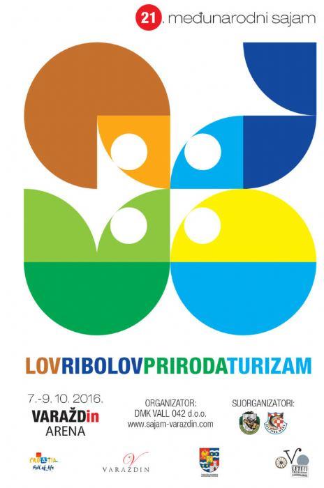 """Posjeta 21.  Međunarodnom sajmu """"Lov, ribolov, priroda, turizam"""" u Varaždinu"""