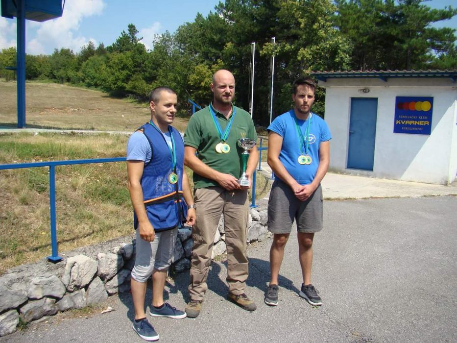 Završeno županijsko natjecanje u lovnom streljaštvu Lovačkog saveza Primorsko-goranske županije