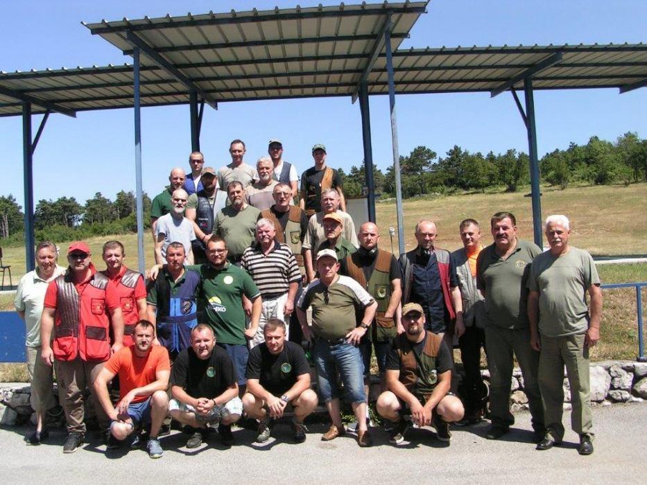 Rezultati 1. kola županijskog natjecanja u lovnom streljaštvu