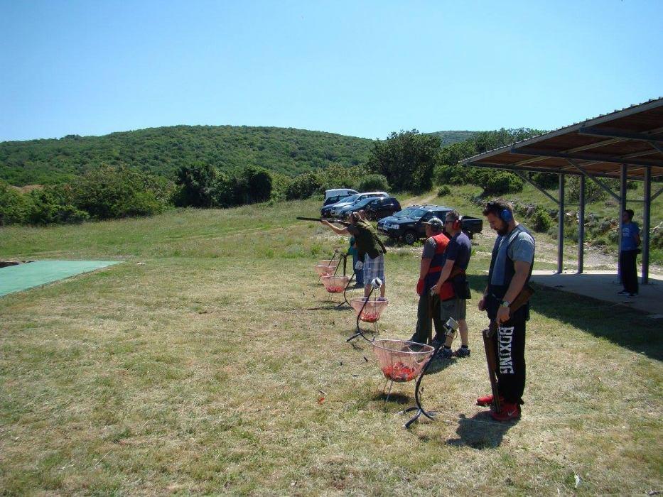 Rezultati 1. kola lovnog streljaštva Lovačkog saveza Primorsko-goranske županije