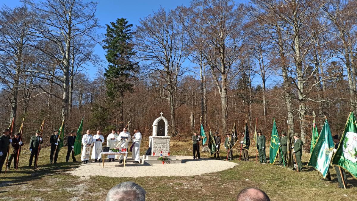 Obilježavanje dana Svetog Huberta, katoličkog sveca i zaštitnika lovaca