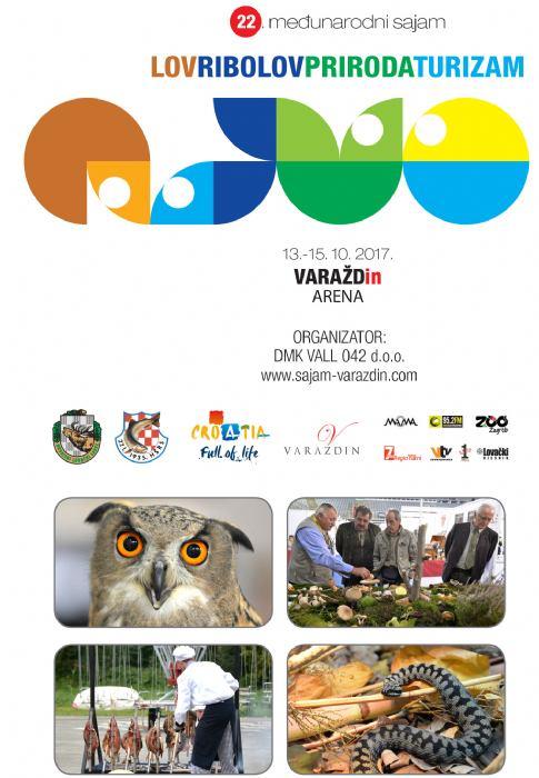 """Posjet 22.  Međunarodnom sajmu """"Lov, ribolov, priroda, turizam"""" u Varaždinu"""