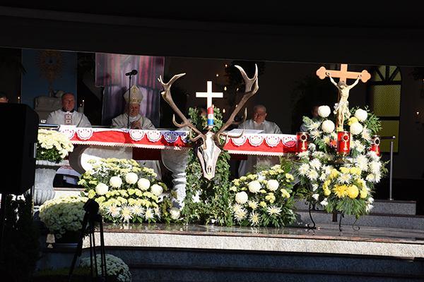 Proslava Sv. Huberta u Ludbregu