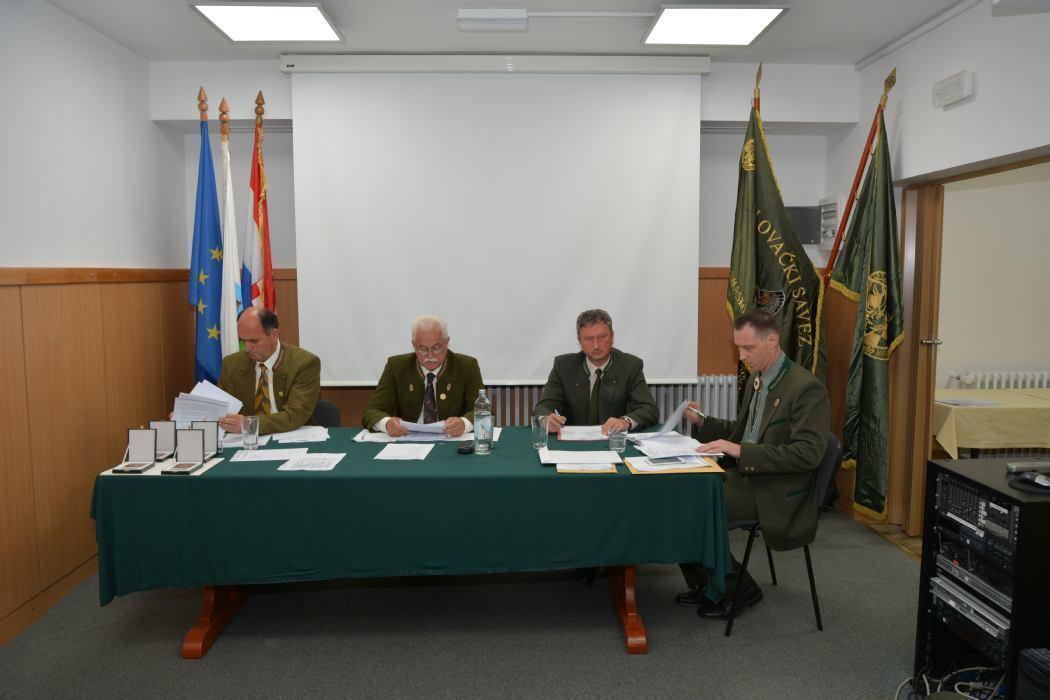 Redovna Skupština Lovačkog saveza Primorsko-goranske županije