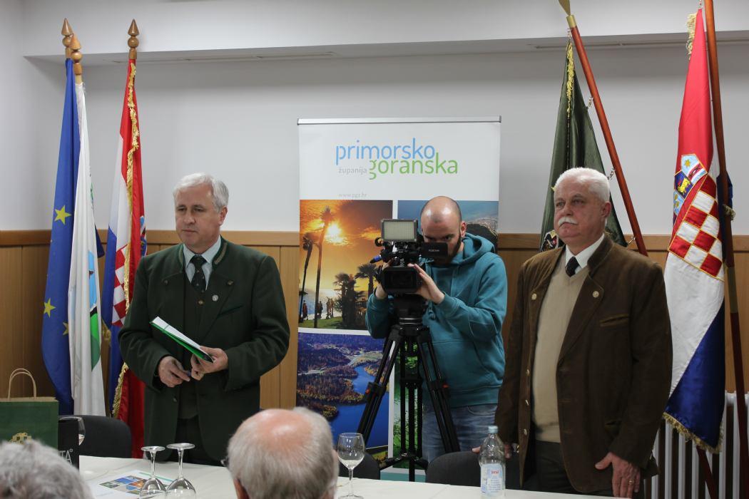Informacije o izradi lovnogospodarskih osnova putem stručne službe Hrvatskog lovačkog saveza<br>