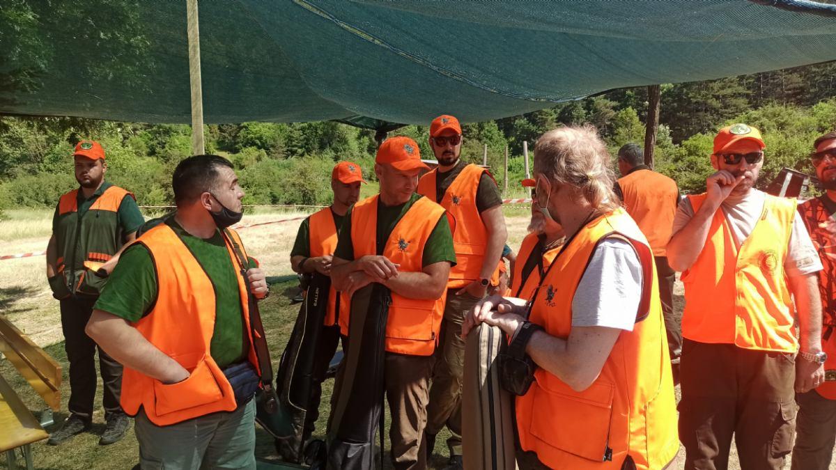Ekipa Lovačkog saveza PGŽ-e prva na održanom 8. lovačkom natjecanju Lovačkog saveza Istarske županije