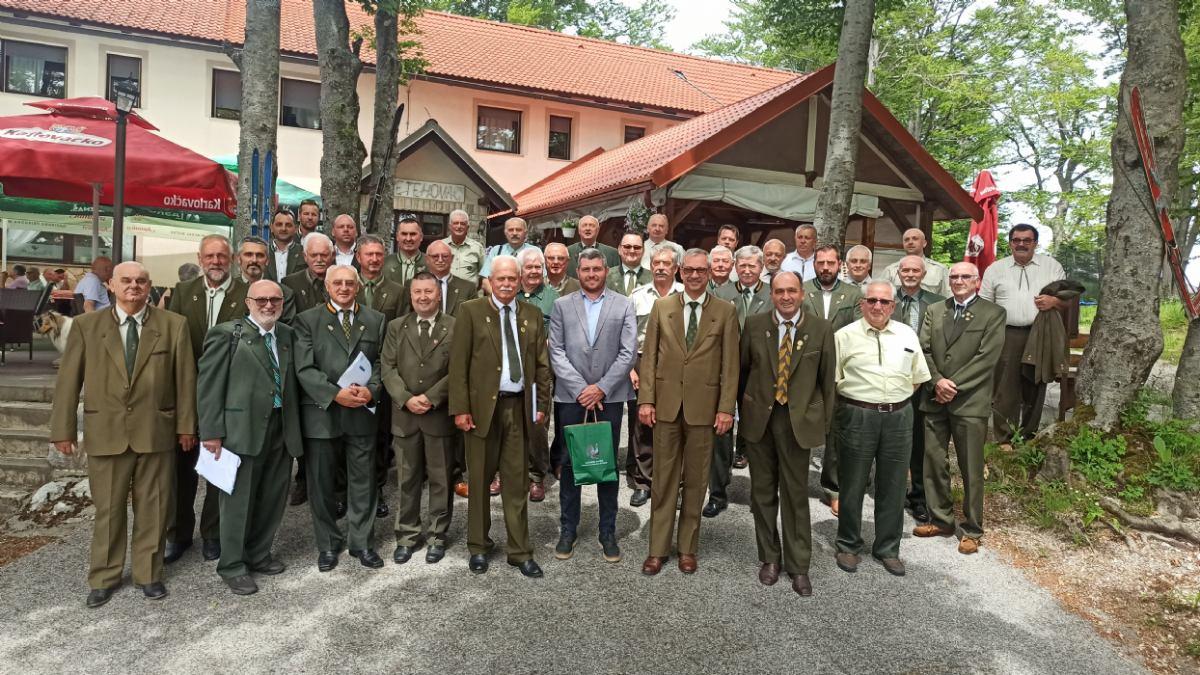 Održana redovna izvještajna Skupština Lovačkog saveza Primorsko-goranske županije