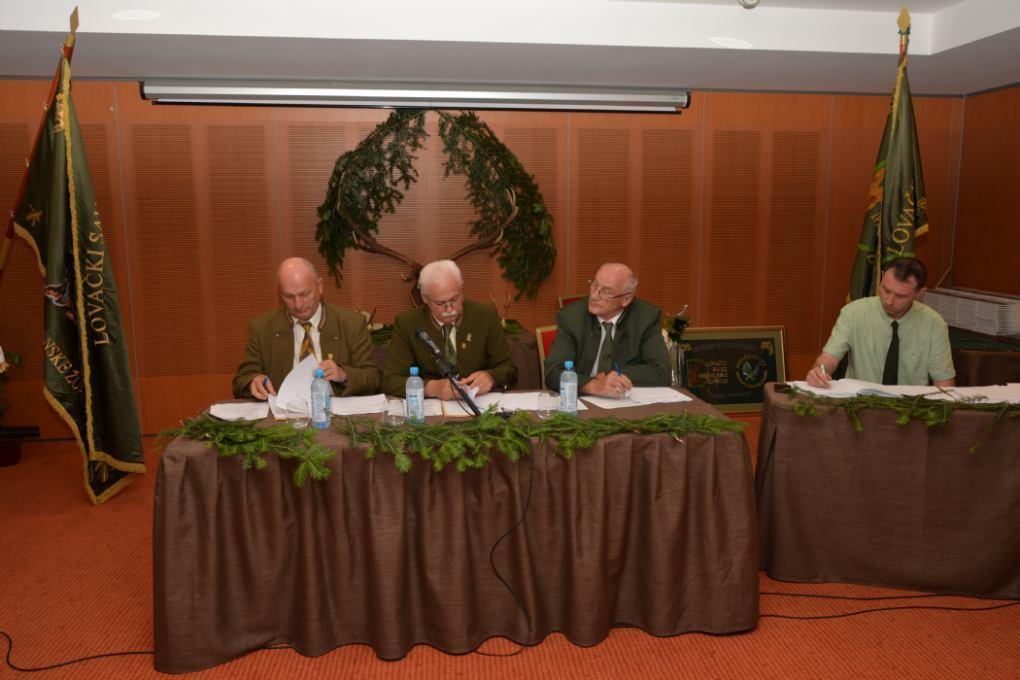 Redovna Skupština Lovačkog saveza PGŽ-e