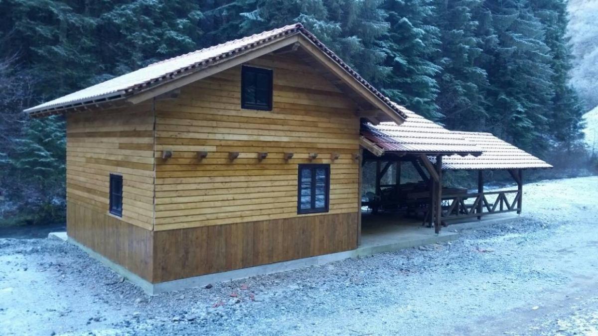 Nova lovačka kuća i trap streljana