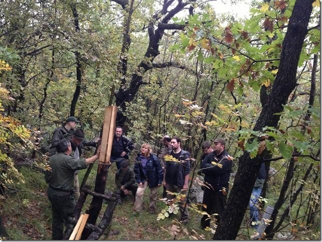 Obavijest o obrazovanju kadrova za zvanje lovac, lovočuvar i ocjenjivač trofeja